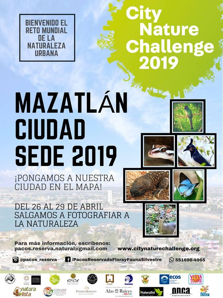City Nature Challenge 2019